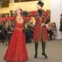 """Лезгинка: """"Парный танец"""". Фото предоставлено Дагестанским отделением РГО."""