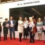 Вручение наград Фестиваля. Фото предоставлено Дагестанским отделением РГО.