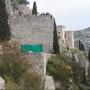 Средневековая крепость Клис в Харватии. Фото предоставлено Дагестанским отделениям РГО.