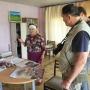 Встреча с главой администрации села Харалга Манидари Галсановной Сариевой