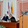 Выступление академика Валерия Тишкова