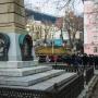 120-летие памятника адмиралу Г.И. Невельскому. Фото: Маргарита Кузнецова
