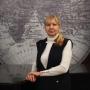 Татьяна Хапугина быстрее всех дала правильный ответ о самой высокой точке области. Фото: пресс-служба губернатора Ленинградской области