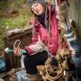 Уход за снаряжением - обязательный элемент безопасности и особый ритуал спелеологов (Фото - К. Гасица)