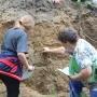 Описание геологического разреза