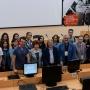 Коллективное фото участников встречи