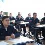 Географический диктант в Оренбургском президентском кадетском училище. Фото: предоставлено пресс-службой ФГКОУ «Оренбургское президентское кадетское училище»