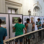 Photo was provided by the exhibition organizers