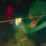 """Раскопки на любекском торговом судне """"Архангел Рафаил"""". Фото предоставлено Центром подводных исследований РГО"""