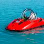 """Гидронавты возвращаются после погружения. """"Океанавтика"""". Фото предоставлено Центром подводных исследований РГО"""