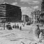 Потсдамская площадь в Берлине, 1945 год