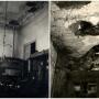 Последствия артиллерийского обстрела Штаб-квартиры РГО в Санкт-Петербурге. Из архива РГО
