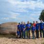 Участники экспедиции. Фото: Елена Авдеева