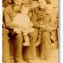 М.Н. Андросова-Ионова со своей семьей– этнографом  В.М. Ионовым и детьми