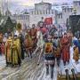 ополченцы из Нижнего Новгорода
