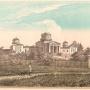 Пулковская обсерватория в 1855 году. Фото с сайта wikipedia.org