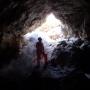 в пещерном зале