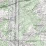 Военно-топографическая карта Берга. Фёдор Берг. Источник - сайт wikipedia.org