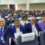 Дагестанская делегация на открыт конференции. Фото предоставлено Дагестанским отделением РГО