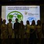 Участники проекта «Культурные ландшафты малых городов» в лектории РГО (фото А. Карандеев)