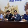 Программное выступление Гаджимагомеда Гусейнова. Фото предоставлено ДРО РГО