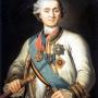 Алексей Григорьевич Орлов-Чесменский. Портрет В. Эриксен, между 1770 и 1783 годами