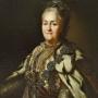 Екатерина II Алексеевна, неизвестный художник