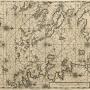 Карта островов Эгейского архипелага. Париж, XVIII век © Bibliothèque nationale de France