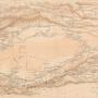 Карта Восточного Туркестана и северной окраины Тибетского нагорья, составленная по сведениям, маршрутным сьемкам и астрономическим наблюдениям экспедиции М.В.Певцова в 1889–1890 годах. Из Картографического фонда РГО