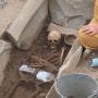 На поясе были обнаружены две пряжки. Фото: Анна Никольская