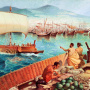 Греческие колонисты.