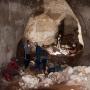 Экспедиция в пещеру Таврида 2018 года. Фото предоставлено отделением РГО в республике Крым