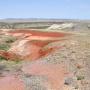 Пылающие адыры. Восточный Казахстан