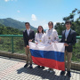 Photos provided by the participants of the International Olympiad iGeo-2019
