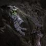 Карстовая пещера Обвальная, входная часть. Крым, горный массив Чатыр-Даг. Фото: Алексей Балашов
