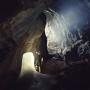 Пещера Большой Бузлук на плато Караби-Яйла в Крыму. Фото: Евгений Зорин
