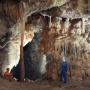Пещера Юбилейная в Крыму на плато Караби-Яйла. Фото: Евгений Зорин