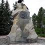 Памятник Н.М. Пржевальскому