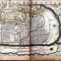Тобольск. Карта из «Чертёжной книги Сибири» С.Ремезова. 1701 год. Источник: ru.wikipedia.org