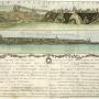 Панорама Тобольска, 1750 год. Источник: wikipedia.org