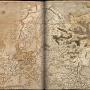 Карта Европы Меркатора, 1554 г. Источник: wikipedia.org