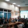 Участники встречи. Фото предоставлено Курганским отделением РГО.