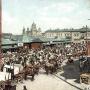 Мелочный базар в Иркутске (XIX век). Фото: wikipedia.org