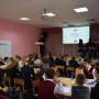 Открытый чемпионат среди команд школьников 8–11 классов по играм «Что? Где? Когда?» на тему «География» в Оренбурге.