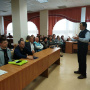 Публичная лекция А. Чибилёва в ОГУ