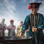 Буддийский ритуал. Фото: Артём Маркин