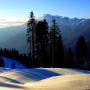 """Вид на гору Ачишхо. Фото: Геннадий Баранцов, участник фотоконкурса РГО """"Самая красивая страна"""""""