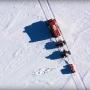 "Кадр из фильма Валдиса Пельша ""Антарктида. Хождение за три полюса"""