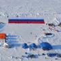 Лагерь на Северном полюсе. Фото предоставлено Красноярским краевым отделением РГО