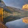 Рассвет над Сейдозером. Фото: Александр Степаненко